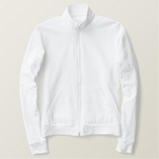 Gestickte amerikanische Jacke der Frauen Kleider