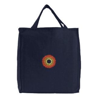 Gestickte Explosion Tasche