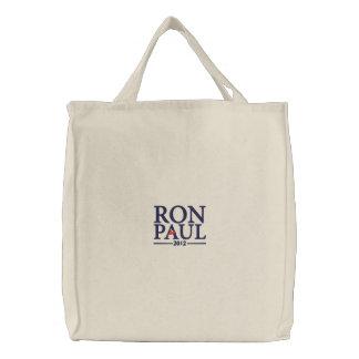 Gestickte Tasche Ron Pauls 2012