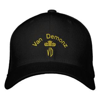 Gestickter Hut Vans Demonz Gold Ausgabe Bestickte Mützen