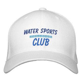 Gestickter Hut-Wassersport Verein Bestickte Mützen