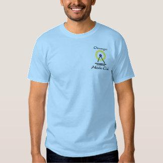 Gestickter Oswego Aikido T Besticktes T-Shirt