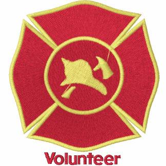 Gesticktes Feuerwehrmann-Abzeichen