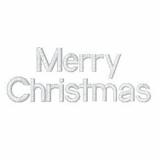 Gesticktes frohe Weihnacht-Polo - DUNKELHEIT Besticktes Polo