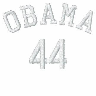 Gesticktes Shirt Obama 44 Polo