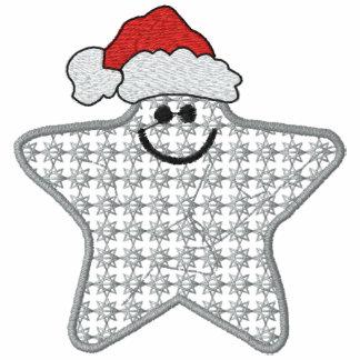 Gesticktes Shirt Weihnachtsbell Besticktes Kapuzenpulli