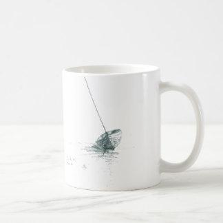 Gestrandetes bei Ebbe Kaffeetasse