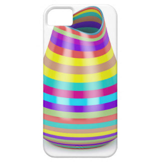 Gestreifter Vase iPhone 5 Schutzhülle