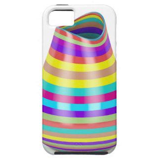 Gestreifter Vase Schutzhülle Fürs iPhone 5