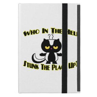 Gestunken dem Platz herauf Stinktier Hülle Fürs iPad Mini