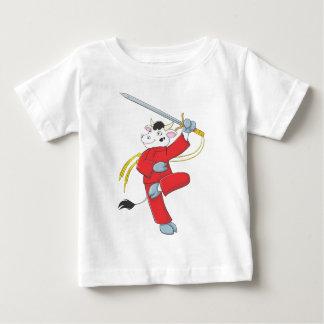 Gesunde Kuh - gute Gesundheit Baby T-shirt