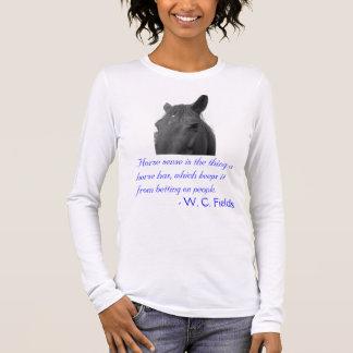 Gesunder Menschenverstand Langarm T-Shirt
