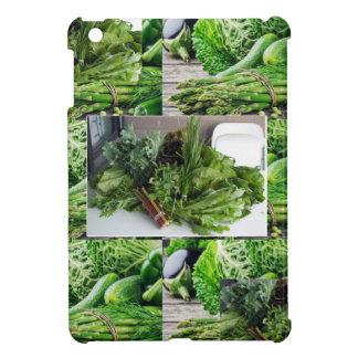 Gesunder Salat-Köche Cuisine des grünen iPad Mini Hülle