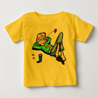 Gesundes Leben Baby T-shirt