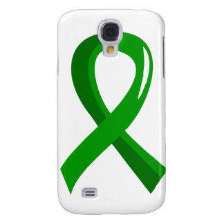 Gesundheits-grünes Band 3 Galaxy S4 Hülle