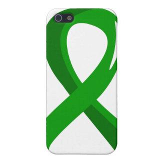 Gesundheits-grünes Band 3 Hülle Fürs iPhone 5