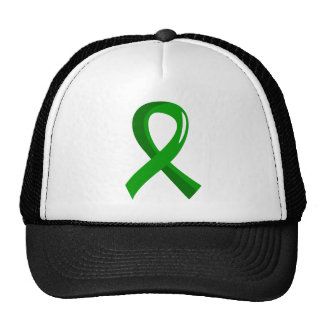 Gesundheits-grünes Band 3 Retrokultmütze