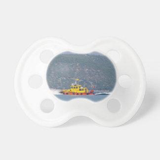 Gesundheits-Kontrollen-Schiff Schnuller