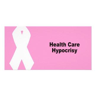 Gesundheitswesen-Hypokrisie