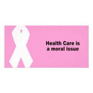 Gesundheitswesen ist eine moralische Frage