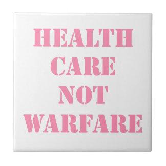 Gesundheitswesen-nicht Kriegsführungs-Rosa Fliese