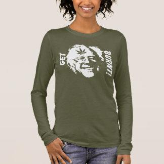 Get brannte langarm T-Shirt