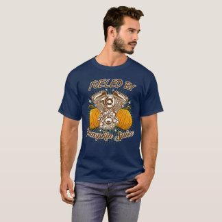Getankt durch Kürbis-Gewürz T-Shirt