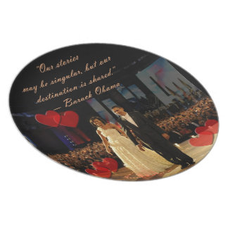 Geteilte Bestimmungsort-Platte Teller