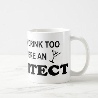 Getränk auch - Artchitect Kaffeetasse