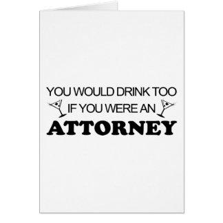 Getränk-auch - Rechtsanwalt Karte