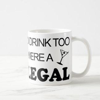 Getränk-auch - Rechtsassistent Kaffeetasse