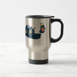 Getränk auf dem Wasser Reisebecher