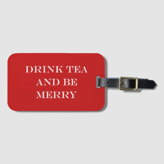 Drink Tea and Be Merry