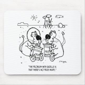 Getreide-Cartoon 4531 Mousepad