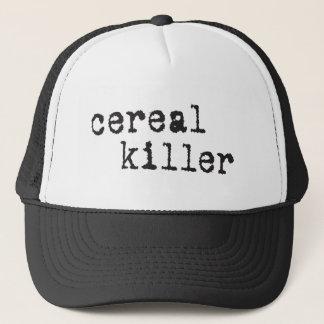 Getreide-Mörder-Shirts u. Geschenke Truckerkappe