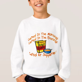 Getreide ständig sweatshirt
