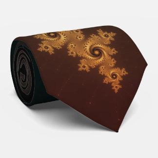 Getrübtes Kupfer Individuelle Krawatte