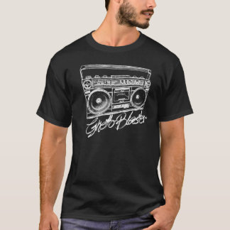 Getto-Bläser - Achtzigerjahre angesagte T-Shirt