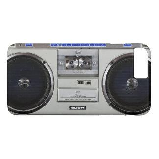 Getto-Bläser Boombox iPhone 8 Plus/7 Plus Hülle