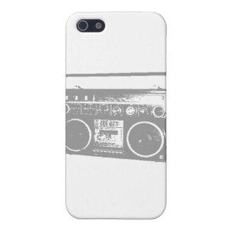 Getto-Bläser iPhone 5 Schutzhüllen