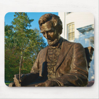 Gettysburg-Uni - Abraham- Lincolndenkmal Mousepads