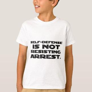 Gewaschenes Licht der Selbstverteidigung-3 T-Shirt