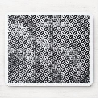 Gewebe-Beschaffenheit Luxus Art Mode-Schachbret Mauspad
