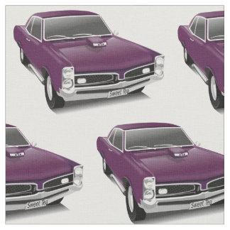 Gewebe Pontiacs GTO Stoff