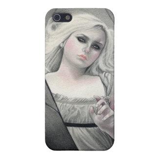 Geweckter Vampiress Speck-Kasten iPhone 5 Hüllen
