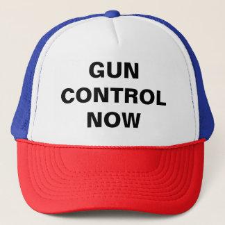Gewehr-Kontrolle jetzt Truckerkappe
