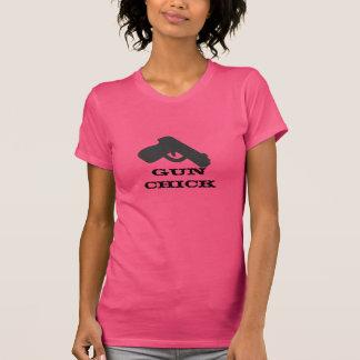 Gewehr-Küken T-Shirt