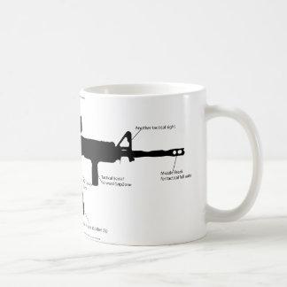 Gewehr M15ak57 Kaffeetasse