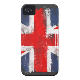 Gewerkschafts-Jack - BlackBerry-mutiger Kasten Case-Mate iPhone 4 Hülle