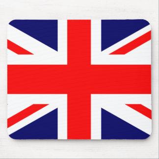 Gewerkschafts-Jack-Briten-Flagge Mauspads